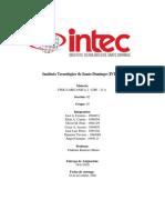 Termodinamica - Grupo II