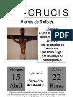 VIACRUCIS Por Las Calles de Nueva Jarilla