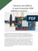 Module GSM SIM 900