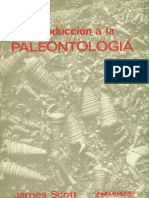 Introducción a la Paleontología - James Scott 1975