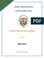 fortalecer el sistema inmunológico
