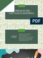 Prcatica3 - Recien Nacido Prematuro