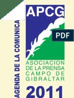 Agenda Comunicacion 2011