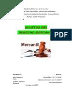 sujetos del derecho mercantil unidad II