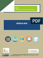 Estilo APA 7 Edicion 2020