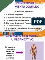 PRINCIPIOS DE PENSAMIENTO COMPLEJO Y SU RELACION CON EL PROCESO DE ENSEÑANZA