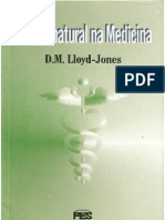 Martyn Lloyd-Jones - O Sob Re Natural Na Medicina.