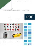 Comando e Sinalização - Linha CSW