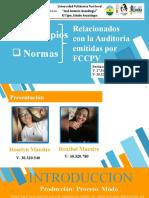 Presentacion PROCESO Y MODO DE PRODUCCION