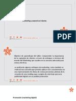 Modulo Asesoramiento Finaciero Marketing