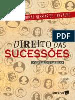 Direito das Sucessões - Dimas Messias de Carvalho - 2018-1