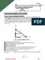 Examens Corrigés de Mécanique Analytique