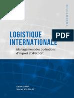 Ouvrage Logistique Internationale