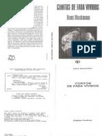 Dieckmann - Contos de Fada Vividos.pdf · Versão 1