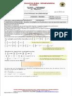 Guia 7 de Matemáticas.
