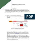 Hybrid Power Generation Systems_CHP