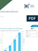Boletim BDR de ETF - Mar21