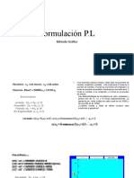 Formulación PL Metodo Grafico parte 2