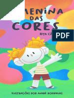 A Menina Das Cores