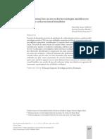 CONSIDERAÇÕES ACERCA DA TECNOLOGIA ASSISTIVA NO CENÁRIO EDUCACIONAL BRASILEIRO