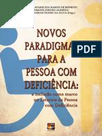Novos Paradigmas Para a Pessoa Com Deficiencia