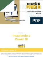 Apostila Intensivão de Power BI - Aula 3