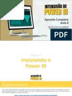 Apostila Intensivão de Power BI - Aula 4