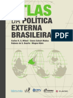 Atlas Da Política Externa Brasileira