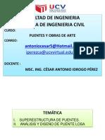 4. Superestructuras Puente Tipo Losa (1) (1)