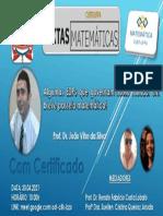 Sexta Matemática - João Vítor da Silva - 30.04.2021