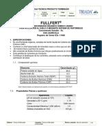 Ficha Tecnica FULLFERT®