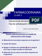 FARMACODINAMIA IIa