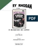 P-109 - O Bloqueio de Lepso - Kurt Brand