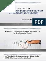 Vinculacion Entre Competencia y Contenidos-Isidro J. Mendez