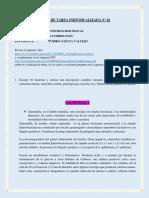 Actividad Individualizada Nª02 - 2021 Muestras Bilogicas