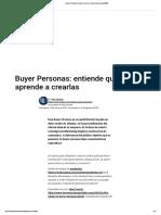 Buyer Personas_ descubre qué son y cómo crear la tuya [2020]