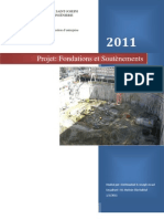 Projet Fondation 1