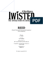 Twisted - Reed