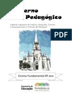 Caderno Pedagogico de Hgpt 8 Ano