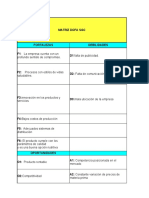 9. MATRIZ DOFA SGC VITARRICO (1)