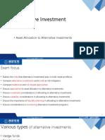 Alternative Investment2