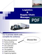 Logistics & Supply Chain Management 2003