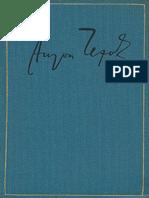 Anton Pavlovich Chehov Tom 17 Za