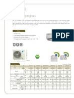 Daikin Room Air - Lite Specification Feb 21 FY20 (FTV)
