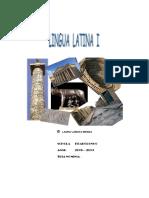 Manual Latín 1º 18 19 Completo Con Contraseña Unlocked