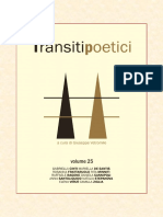 Transiti Poetici Vol XXV