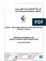 115063_mathod_statement_of_duct_insulation