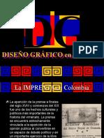 5 - DISEÑO GRÁFICO EN COLOMBIA