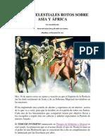 SELLOS CELESTIALES ROTOS SOBRE ASIA Y ÁFRICA (Profeta David Nesher)