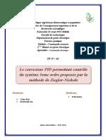 PID Controler TP